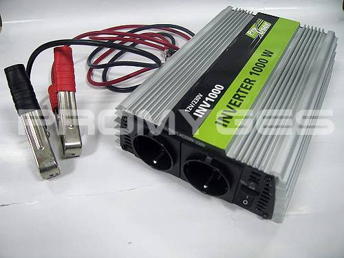 CONVERTIDOR 12V A 220V (1000W)