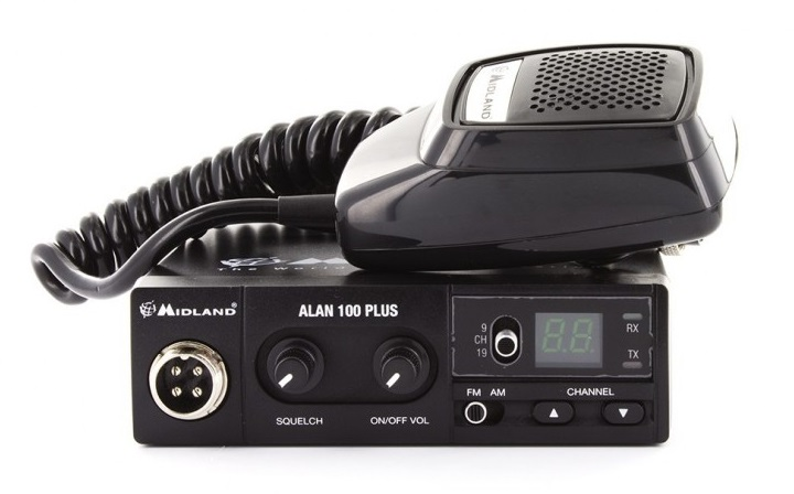 MIDLAND ALAN 100 PLUS B