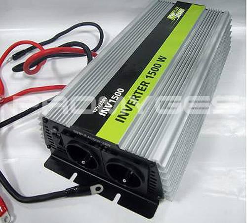 CONVERTIDOR 12V A 220V (1500W)